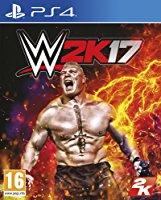 WWE 2K17 (PS4)