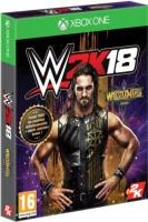 WWE 2K18 édition Wrestlemania (Xbox One)