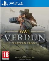 WWI: Verdun Western Front (PS4)