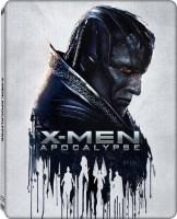 X-Men : Apocalypse édition steelbook (blu-ray)