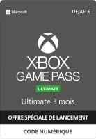 3 mois de Xbox Game Pass Ultimate