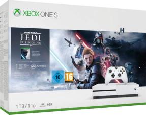 "Xbox One S 1 To pack ""Star Wars: Jedi Fallen Order"""