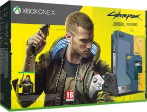 Xbox One X édition limitée Cyberpunk 2077