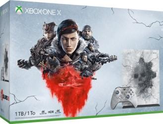 Xbox One X édition limitée Gears 5