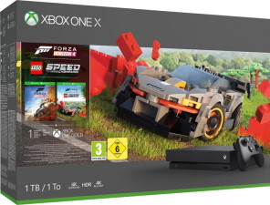 "Xbox One X 1 To pack ""Forza Horizon 4 + DLC Lego"""