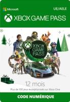Abonnement Xbox Game Pass 12 mois