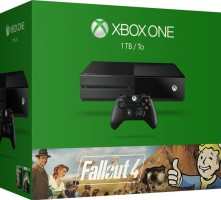 "Xbox One 1 To Pack ""Fallout 3 + Fallout 4"""