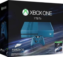 """Xbox One 1 To édition limitée """"Forza Motorsport 6"""""""