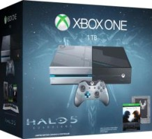 "Xbox One 1 To édition limitée ""Halo 5"""