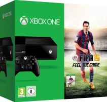 "Console Xbox One pack ""FIFA 15"""