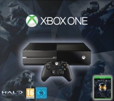 "Xbox One pack ""Halo : The Master Chief Collection"""