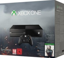 "Xbox One pack ""The Witcher 3 : Wild Hunt"""