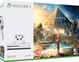 "Xbox One S 500 Go pack ""Assassin's Creed Origins"""