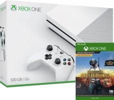 Xbox One S 500 Go + PUBG