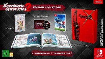 Xenoblade Chronicles 2 édition collector (Switch)