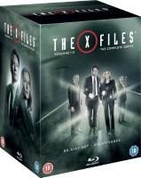 The X-Files : intégrale des 11 saisons (blu-ray)