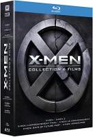 X-Men : L'intégrale : Prélogie et Trilogie (blu-ray)