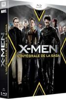 Coffret 5 Blu-ray X-men l'Intégrale