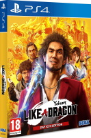Yakuza: Like a Dragon édition Day Ichi (PS4)
