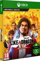 Yakuza: Like a Dragon édition Day Ichi (Xbox One)