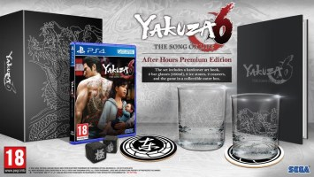 "Yakuza 6: The Song of Life édition collector ""After Hours"" (PS4)"