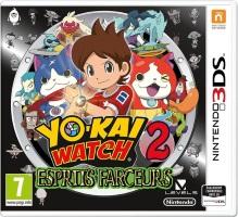 Yo-Kai Watch 2 : Esprits farceurs (3DS)
