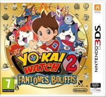 Yo-Kai Watch 2 : Fantômes bouffis (3DS)