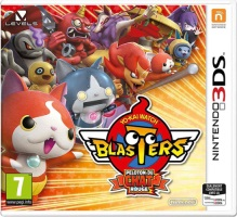 Yo-Kai Watch Blasters : Peloton du chat rouge (3DS)