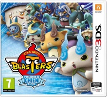 Yo-Kai Watch Blasters : Peloton du chat rouge ou Yo-Kai Watch Blasters : L'escadron du chien blanc (3DS)