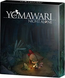 Yomawari : Night Alone + htoL#NiQ : The Firefly Diary - édition limitée (PS Vita)