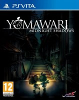 Yomawari Midnight Shadows (PS Vita)
