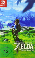 Zelda: Breath of the Wild (Switch)