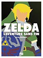 "Livre ""Zelda, l'aventure sans fin"""