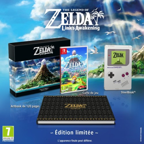 [2019] The Legend of Zelda : Link's Awakening (Switch) FVXTI