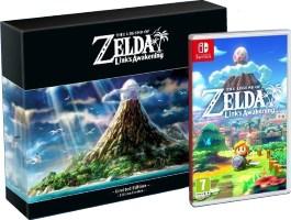 The Legend of Zelda : Link's Awakening édition limitée (Switch)