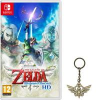 The Legend of Zelda: Skyward Sword HD (Switch) + porte-clé offert