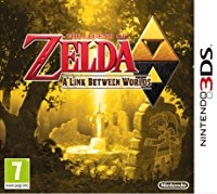 Zelda: A Link Between Worlds (3DS)