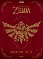 "Livre ""The Legend of Zelda : Art & Artifacts"" en français"
