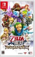 Hyrule Warriors Definitive Edition (Switch)