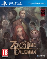 Zero Escape: Zero Time Dilemma (PS4)