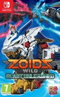 Zoids Wild: Blast Unleashed (Switch)