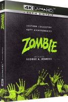 Zombie: Dawn of the Dead (blu-ray 4K)